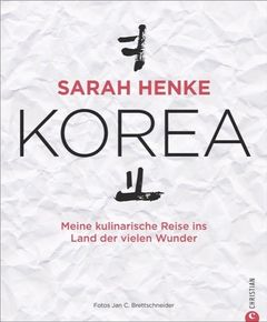 Cover Buch Korea