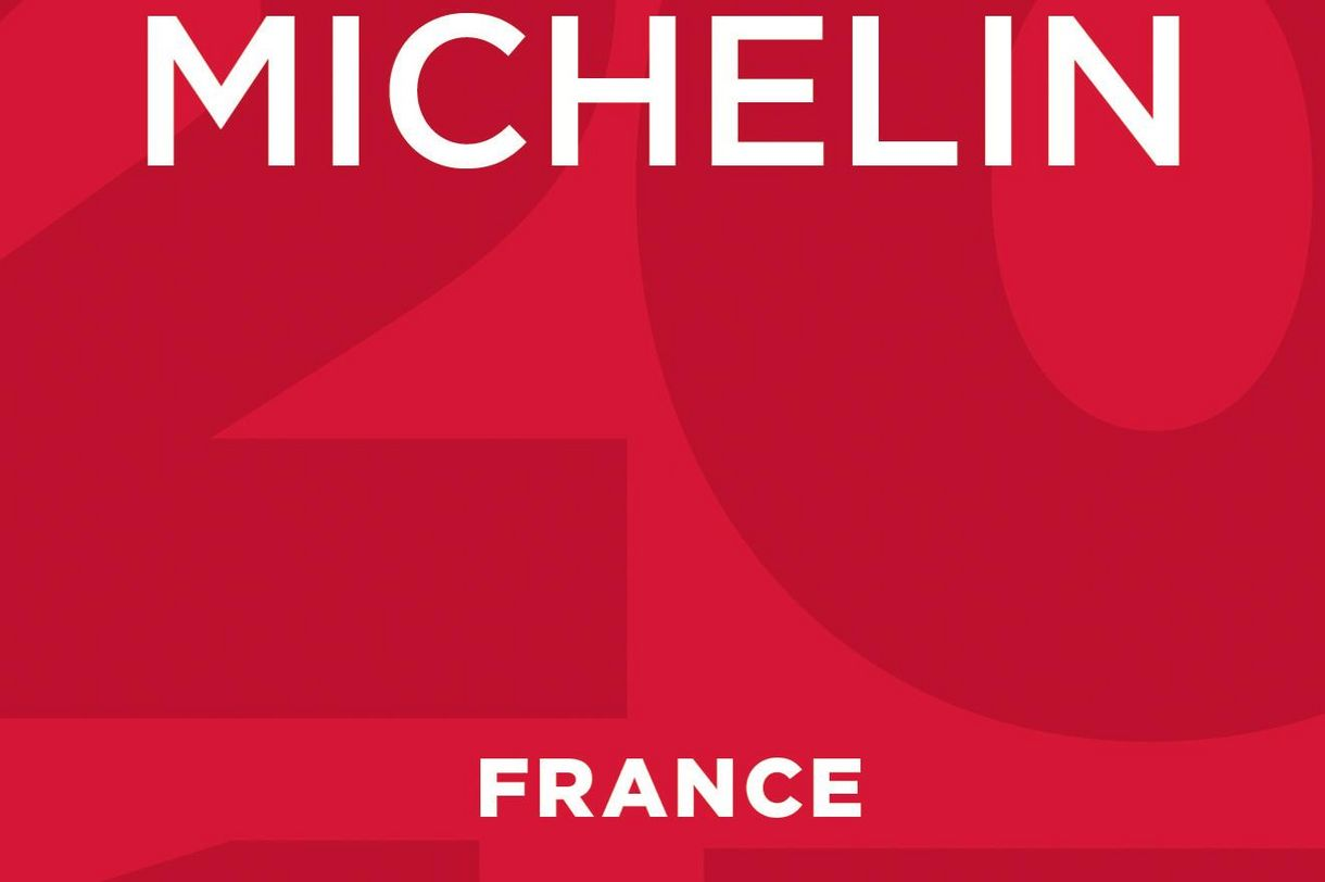 Cover Guide Michelin Frankreich