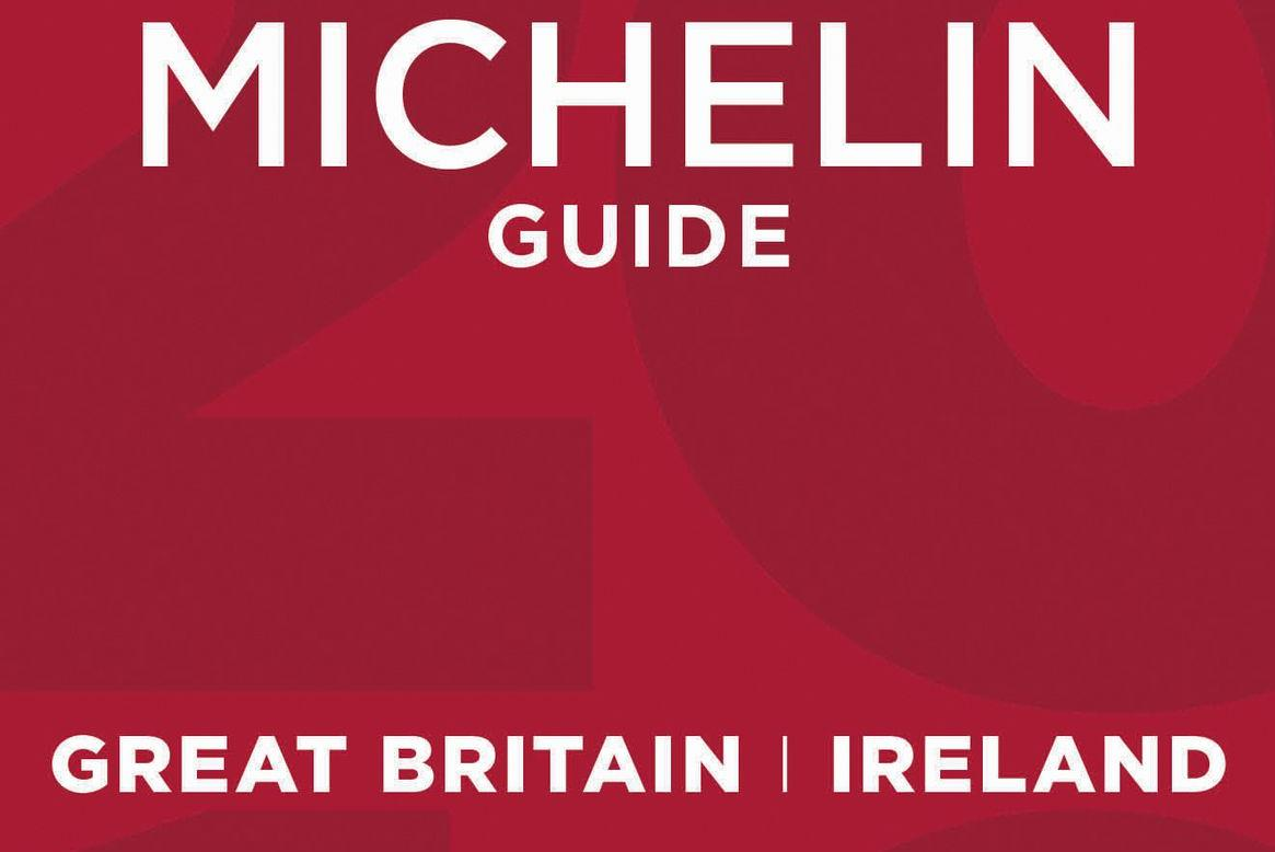 Cover Guide Michelin Great Britian and Irland