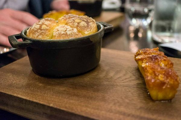 Foto: QWERTZ im Dinner by Heston Blumenthal