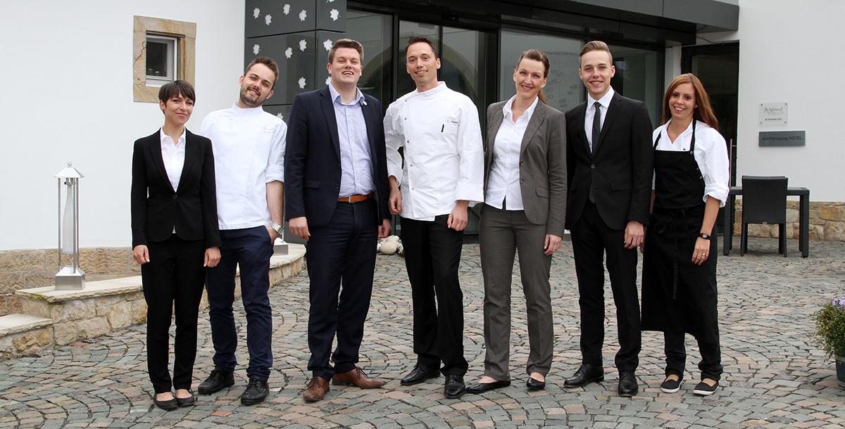Schlössl Oberotterbach junge doppelspitze im restaurant schlössl restaurant ranglisten