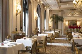 image of restaurant Le Cinq