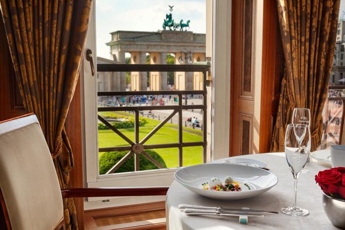 Lorenz adlon esszimmer berlin restaurant ranglisten for Esszimmer berlin restaurant